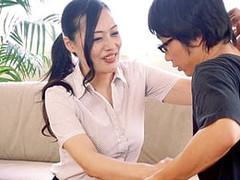 ダイスキ!人妻熟女動画 : 「マッサージより気持ちいいことしませんか?」健康器具販売員のおばちゃんが… 美月潤