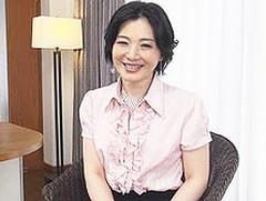 ダイスキ!人妻熟女動画 : 某一部上場企業の48歳社長夫人がAV女優に興味を持ちAVデビューしちゃった! 船戸祥子