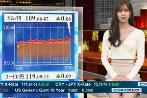 【エロ画像】阿部菜渚美のパンチラが見れる「ビジネスクリック」で抜いとけwww