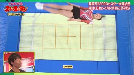 女子トランポリン選手の画像033