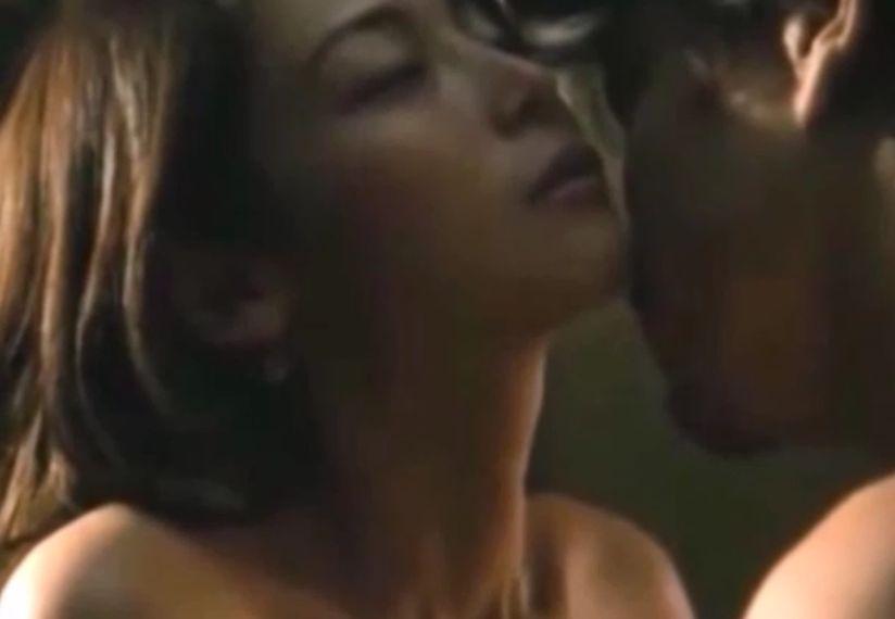 【相武紗季】極上の触れ合いを堪能した濡れ場
