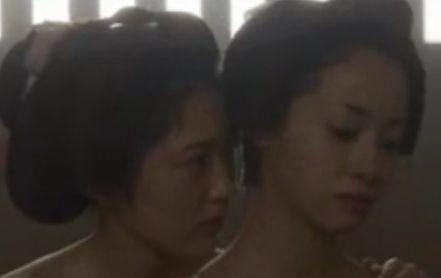 【渡辺麻友】白い肌が紅潮する姿を見せる濡れ場