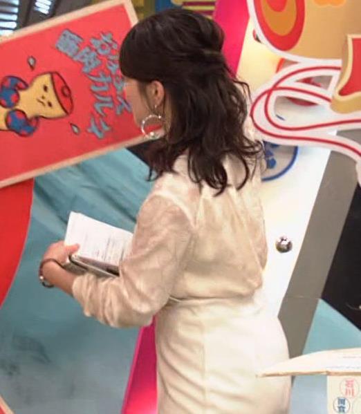 赤木野々花アナ お尻画像キャプ・エロ画像5