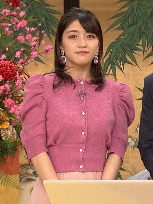 赤木野々花アナ 横乳キャプ・エロ画像7