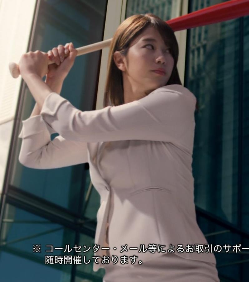 稲村亜美 エロ尻CMキャプ・エロ画像12