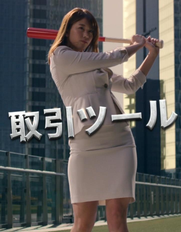 稲村亜美 エロ尻CMキャプ・エロ画像6