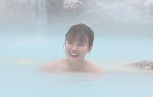 井口綾子 温泉入浴シーンキャプ・エロ画像4