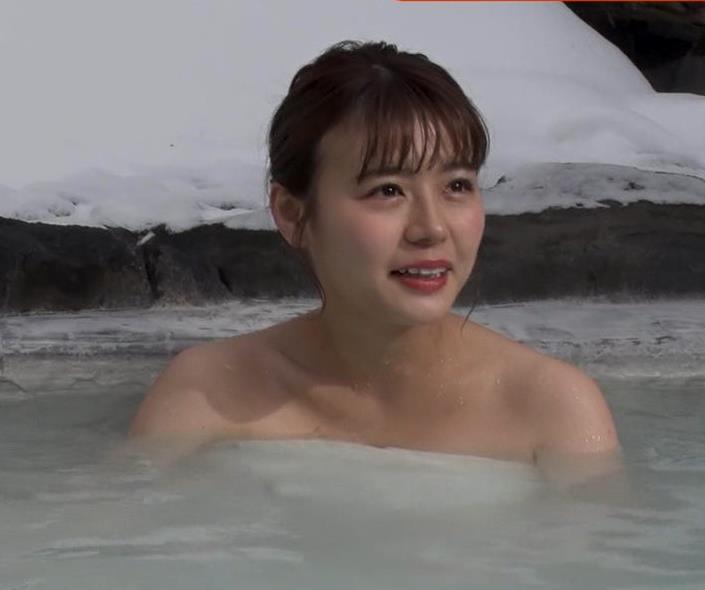 井口綾子 温泉入浴シーンキャプ・エロ画像6