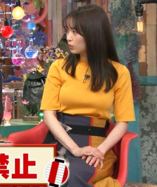 泉里香 ニットおっぱいキャプ画像(エロ・アイコラ画像)