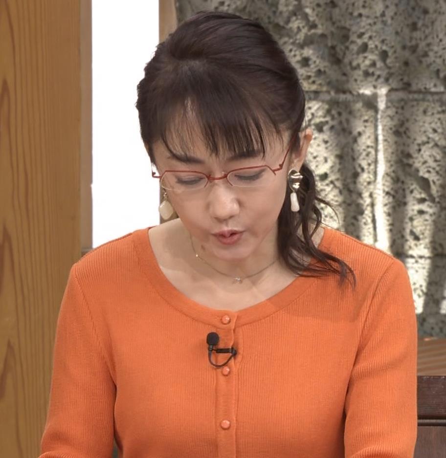 唐橋ユミ デカい横乳キャプ・エロ画像3