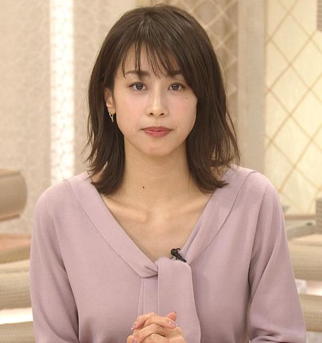 加藤綾子 胸元エロキャプ・エロ画像6