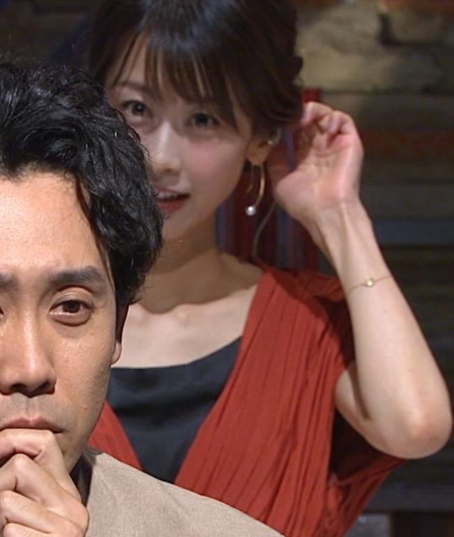 加藤綾子 鎖骨が大露出キャプ・エロ画像5