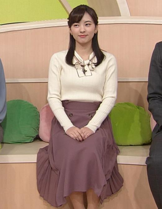 河出奈都美 日テレの若手巨乳アナキャプ・エロ画像2