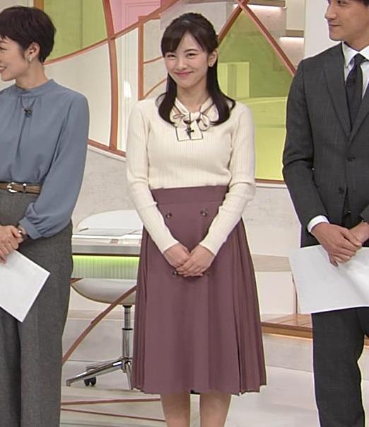 河出奈都美 日テレの若手巨乳アナキャプ・エロ画像9