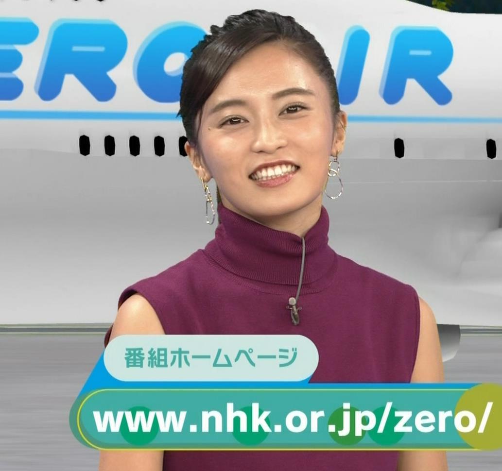 小島瑠璃子 透けノースリーブとかキャプ・エロ画像2