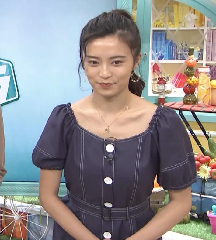 小島瑠璃子 鎖骨露出キャプ・エロ画像3
