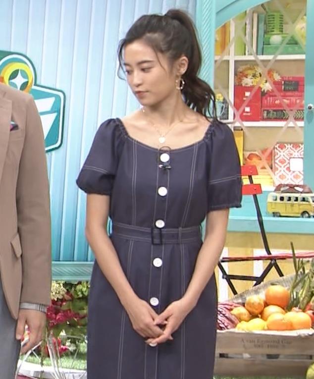 小島瑠璃子 鎖骨露出キャプ・エロ画像4