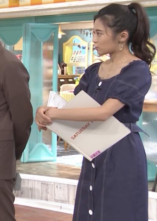 小島瑠璃子 鎖骨露出キャプ・エロ画像8
