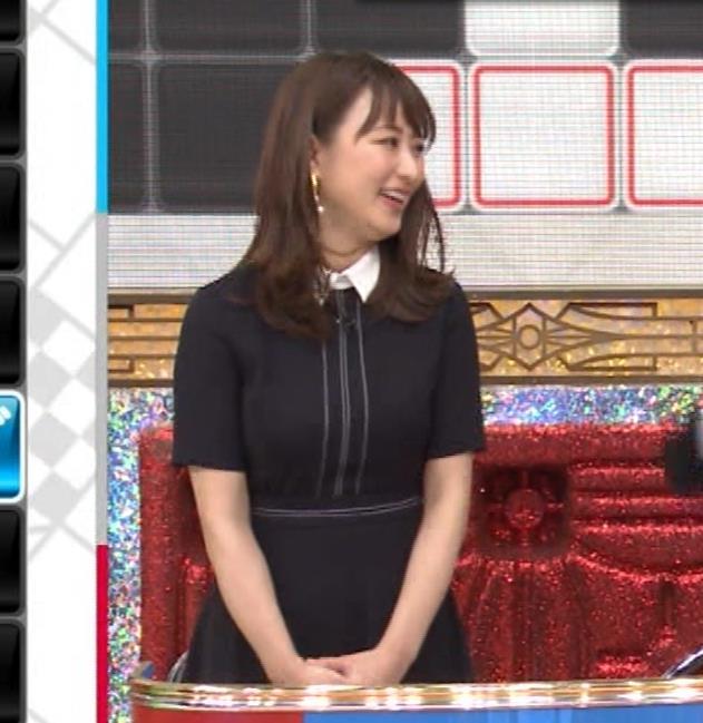 枡田絵理奈 着衣おっぱいキャプ・エロ画像5