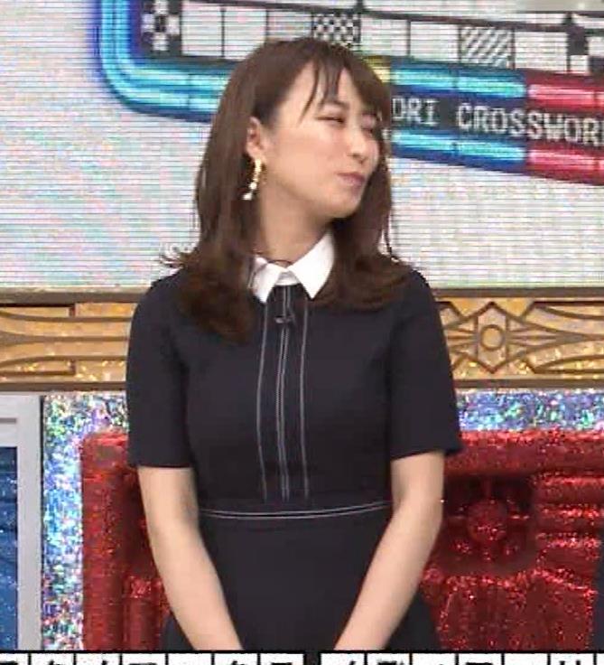 枡田絵理奈 着衣おっぱいキャプ・エロ画像8