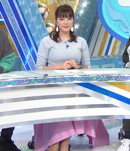 三谷紬アナ やべっちFCキャプ・エロ画像2