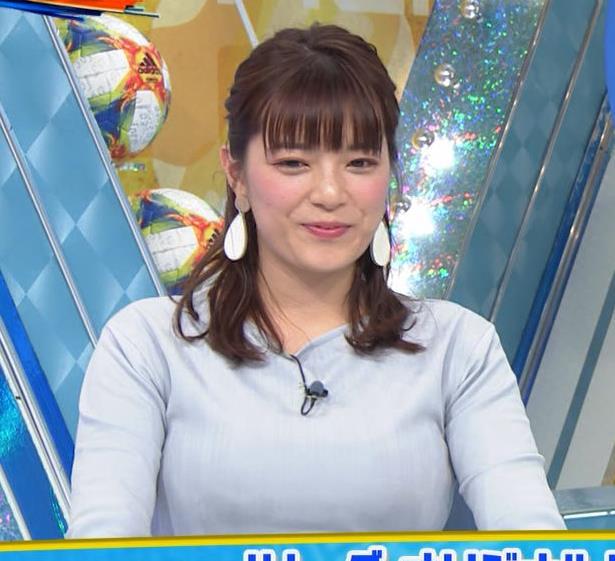 三谷紬アナ やべっちFCキャプ・エロ画像4
