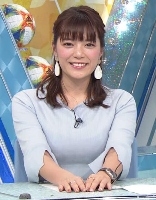 三谷紬アナ やべっちFCキャプ画像(エロ・アイコラ画像)