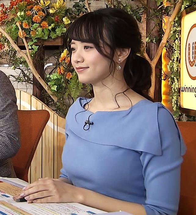 森香澄アナ エロい競馬番組キャプ・エロ画像2