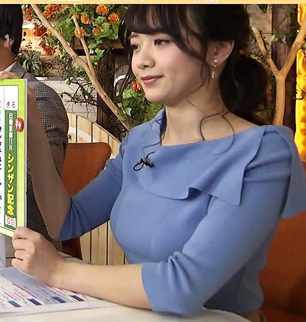 森香澄アナ エロい競馬番組キャプ・エロ画像5