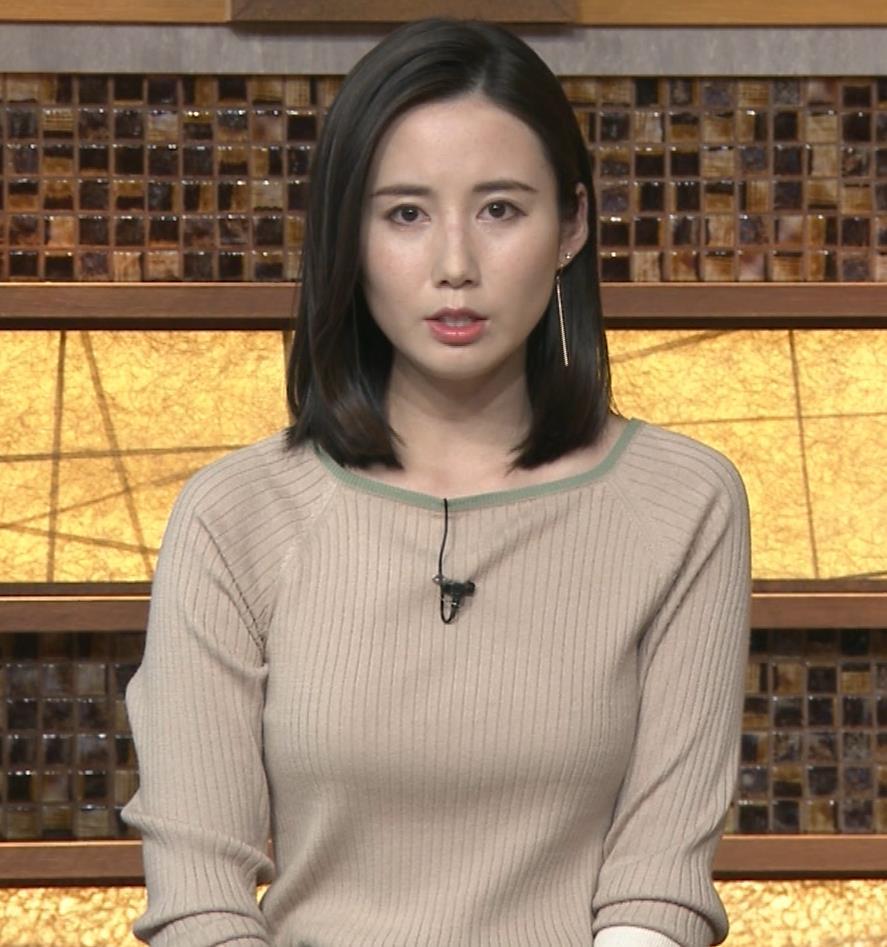 森川夕貴アナ 巨乳を隠さなくなってエロさMAXキャプ・エロ画像4