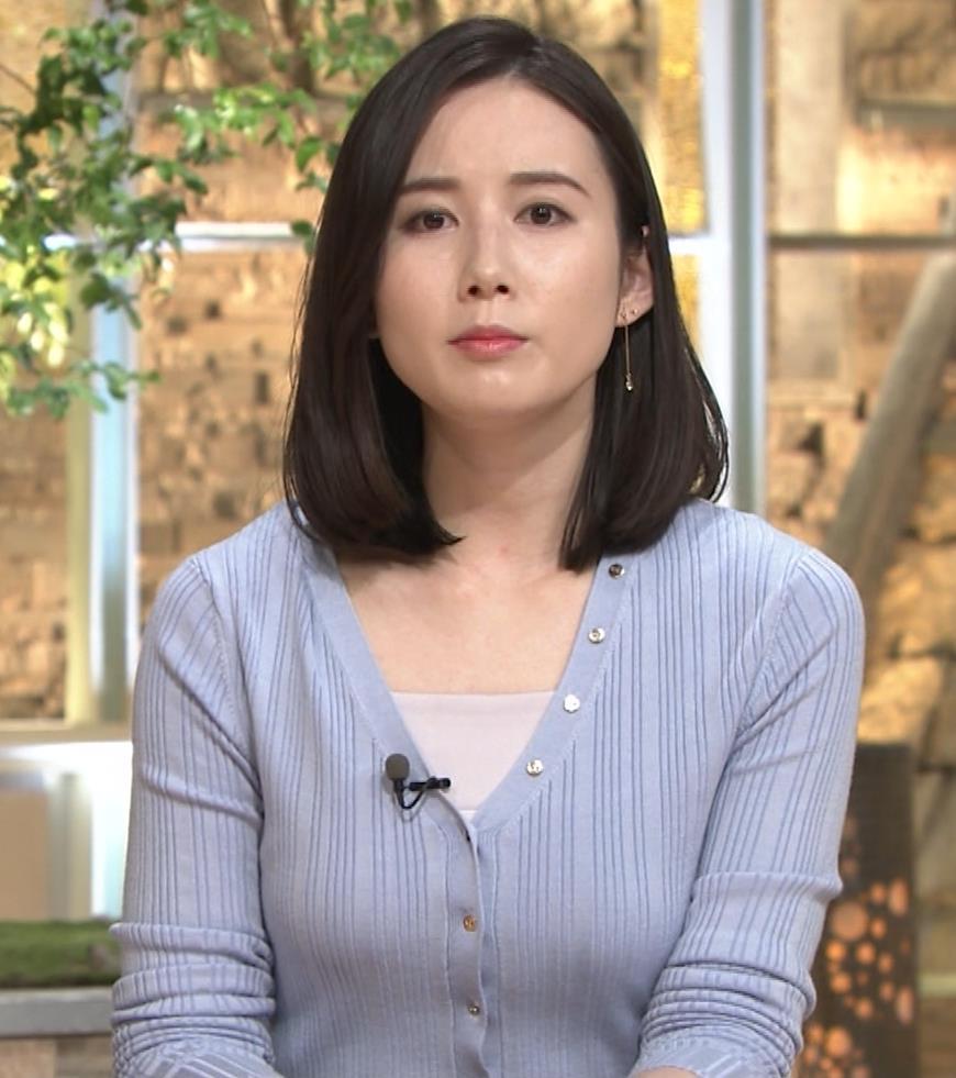森川夕貴アナ エッチない横乳キャプ・エロ画像14