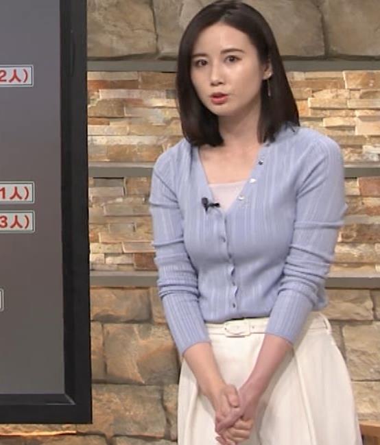 森川夕貴アナ エッチない横乳キャプ・エロ画像5