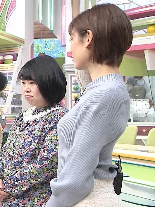 アナ 横乳エロ過ぎキャプ・エロ画像9