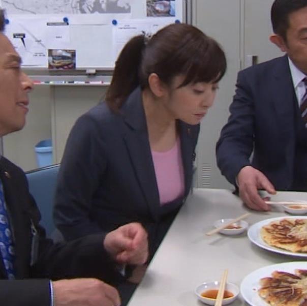 斉藤由貴 熟女巨乳プルンキャプ・エロ画像5