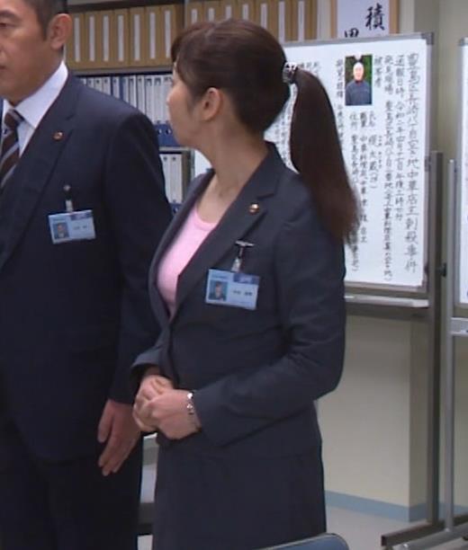 斉藤由貴 熟女巨乳プルンキャプ画像(エロ・アイコラ画像)