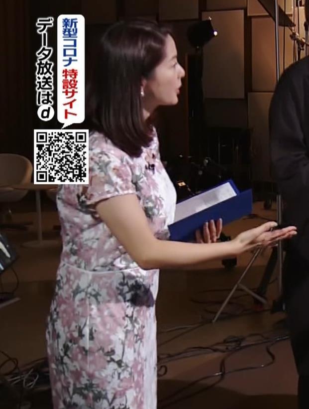 アナ ムチムチ衣装キャプ・エロ画像
