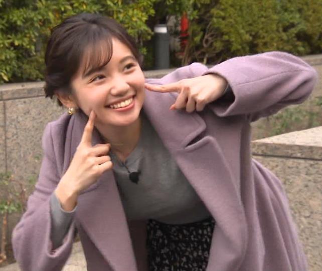 田中瞳アナ エロいおっぱいキャプ・エロ画像2