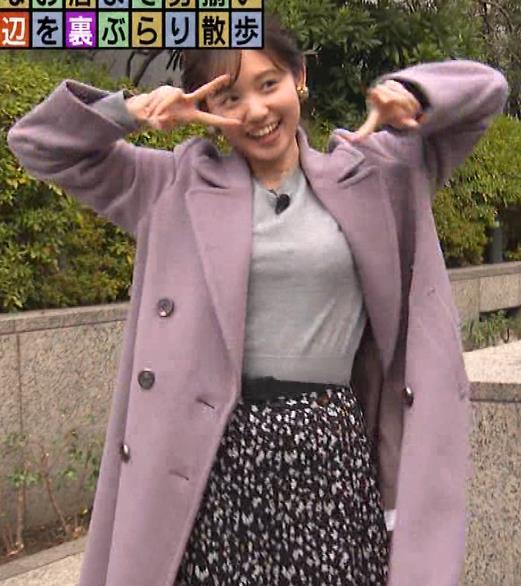 田中瞳アナ エロいおっぱいキャプ・エロ画像5