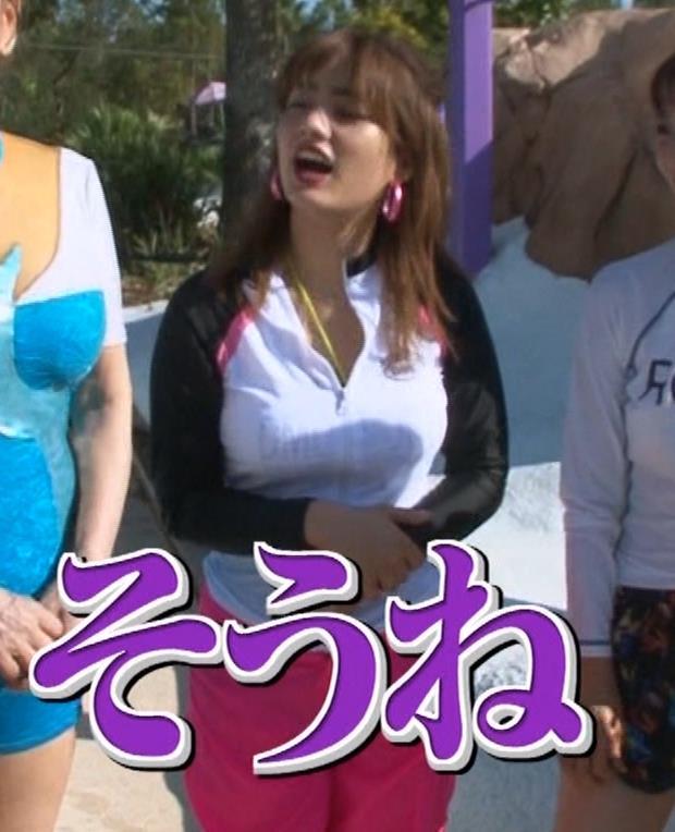 谷まりあ ムチムチ巨乳キャプ・エロ画像8