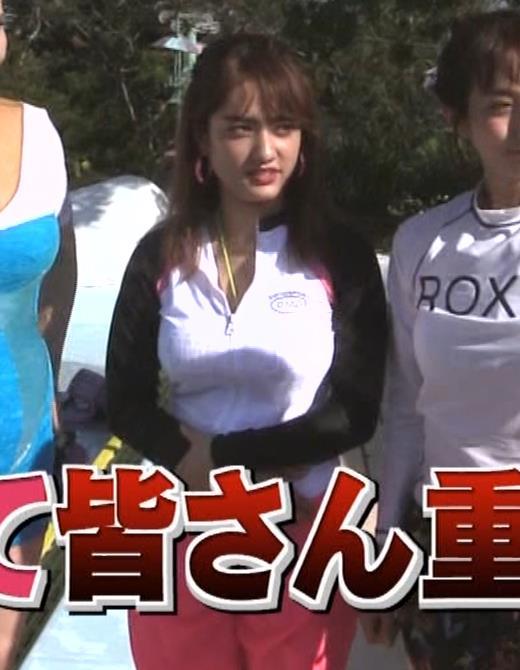 谷まりあ ムチムチ巨乳キャプ・エロ画像9