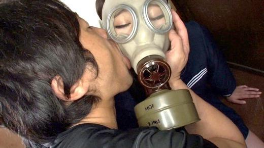 ガスマスク 123