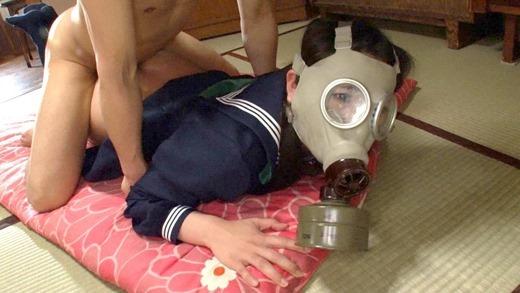 ガスマスク 125