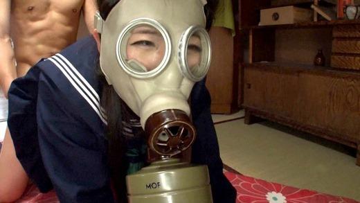 ガスマスク 127
