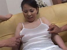 山の手慕情 五十路ボイン妻 湯沢多喜子55歳