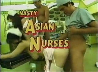 サムライポルノ Nasty Asian Nurses