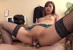 【痴女】出張デリヘル焦らし跨り淫語痴女!1