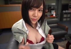 【主観】現場監督は欲求不満な美人エロ痴女!涼森れむ1