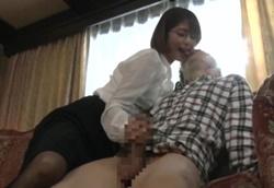 【痴女】丁寧淫語でチンポを貪る淫乱美痴女妻 川上奈々美1